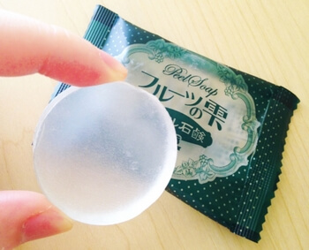 プレマーム・ピール石鹸